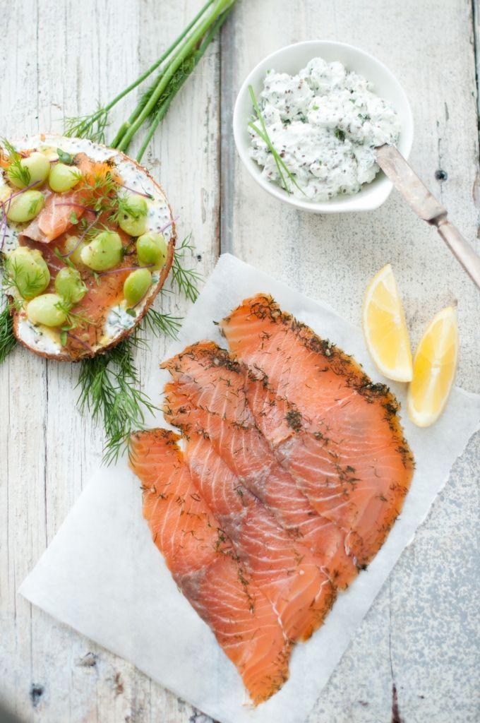 Smoked Salmon // #Aufgetischt #lecker #yammi #EuropaPassage #EuropaPassageHamburg #onthetable #yummi #gesund #Rezept #food #Lachs