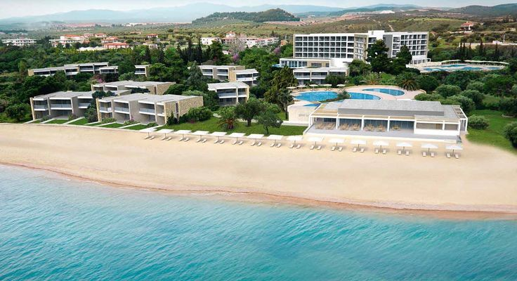 5* Ikos Olivia - Luxury Ultra All Inclusive Halkidiki Holiday staying in a Superior Room from just £499pp