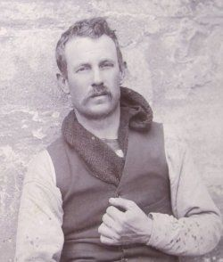 Along with Gideon Scheepers, Johannes Lotter is one of the most famed Boer guerrillas from the Second Boer War. Regarded by the British as one of their most nettlesome adversaries in that dirty guerrilla war, Lotter was captured in a bloody early September ambush when matters were well into an unpleasant scorched-earth endgame.