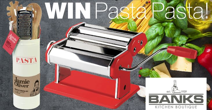 Jamie Oliver Giveaway from Banks Kitchen Boutique & The Point Mall
