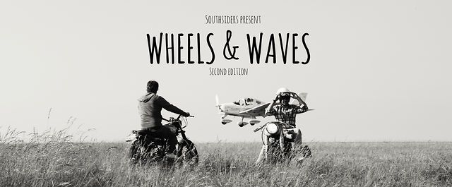 Southsiders present: Wheels & Waves - second edition by Douglas Guillot. The official video of the second edition of the Wheels & Waves.