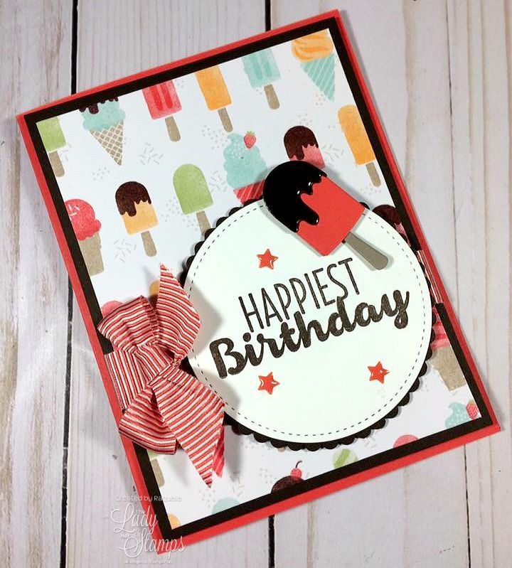 The Lady & Her Stamps - New Birthday Sets!!