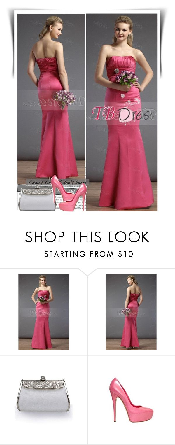 """""""TB Dress"""" by dalila-mujic ❤ liked on Polyvore featuring tbdress"""