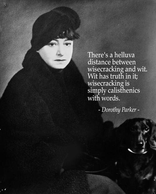 7 best images about Dorothy Parker on Pinterest Bottle, Cat - resume by dorothy parker