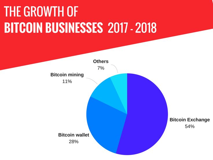 During the year of  2017 - 18 bitcoin exchange and other cryptocurrency business were hiked to top, and hence they found to be the most profitable business among other crypto startups.