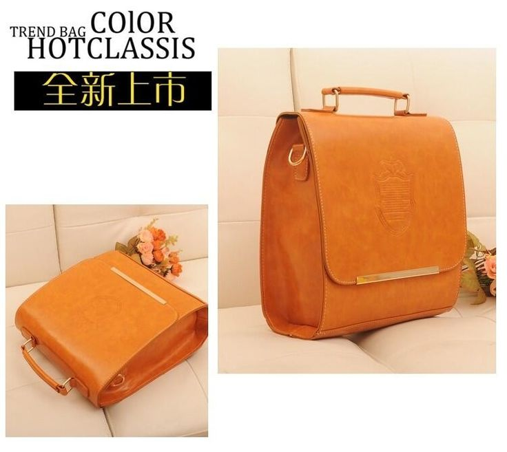 BJ4386 Camel 3 in 1 215 Material PU Leather, Bottom width 29 cm, Height 25 cm, Thickness 12 cm