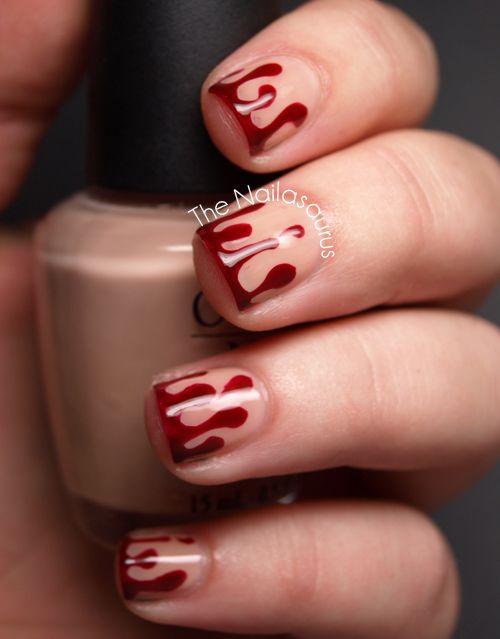 Pinterest's Best Halloween Nail Designs