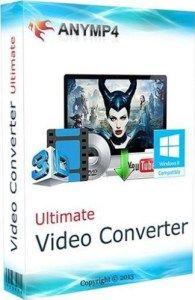 AnyMP4 Video Converter Ultimate 7.0.52 Crack & Key Download