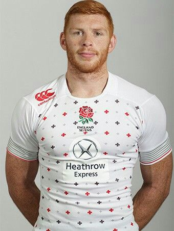 James Rodwell ! England's 7's ! Handsome !