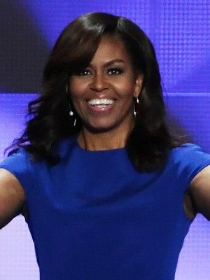 Michelle Obama: Top 10 Female Celebrities of 2016