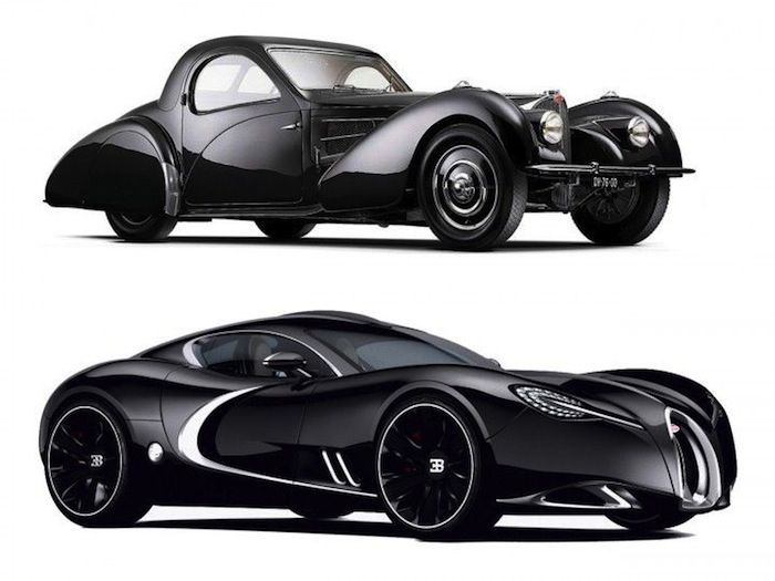 The Bugatti Gangloff Concept Is A Design Study Of A Sleek Supercar Inspired  By The 1938 Type 57 SC Atalante Coupe One Off. The Author Is Paweł  Czyżewski ...