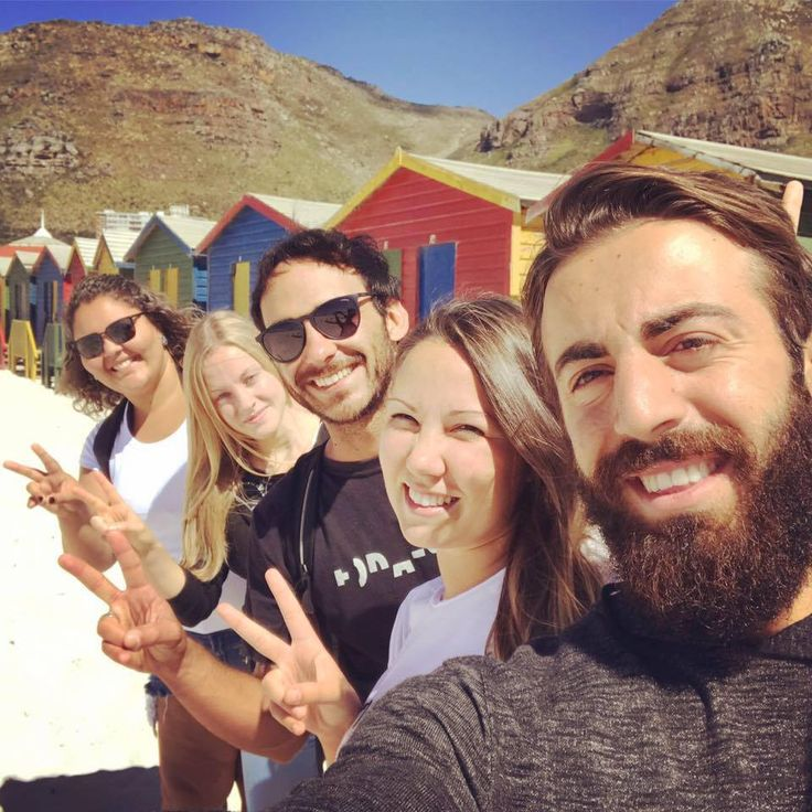 """""""Hello, everyone. I am Mehmet. I come from Turkey. I would like to tell you about my experience in Cape Town, as well as at Cape Studies Language School. I arrived in Cape Town on 23rd August…"""