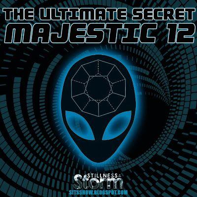 Stillness in the Storm : The Ultimate Secret: Majestic-12 | Secret Space Programs, ET Contacts, UFO's, Above Top Secret