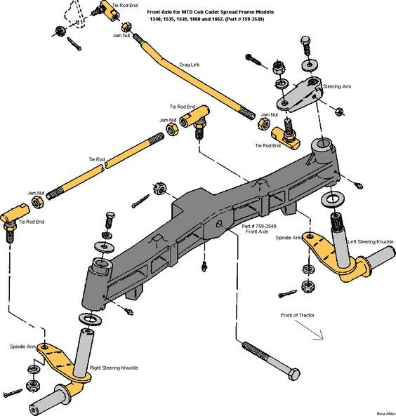 28 Best Cool Ideas S On Pinterest Home Good And. How To Repair Improve And Modify The Steering On A Cub Cadet Garden Tractor. Wiring. Cub Cadet Mower Wiring Diagram Model Ch 185 At Scoala.co