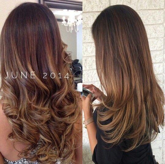 Alba hair