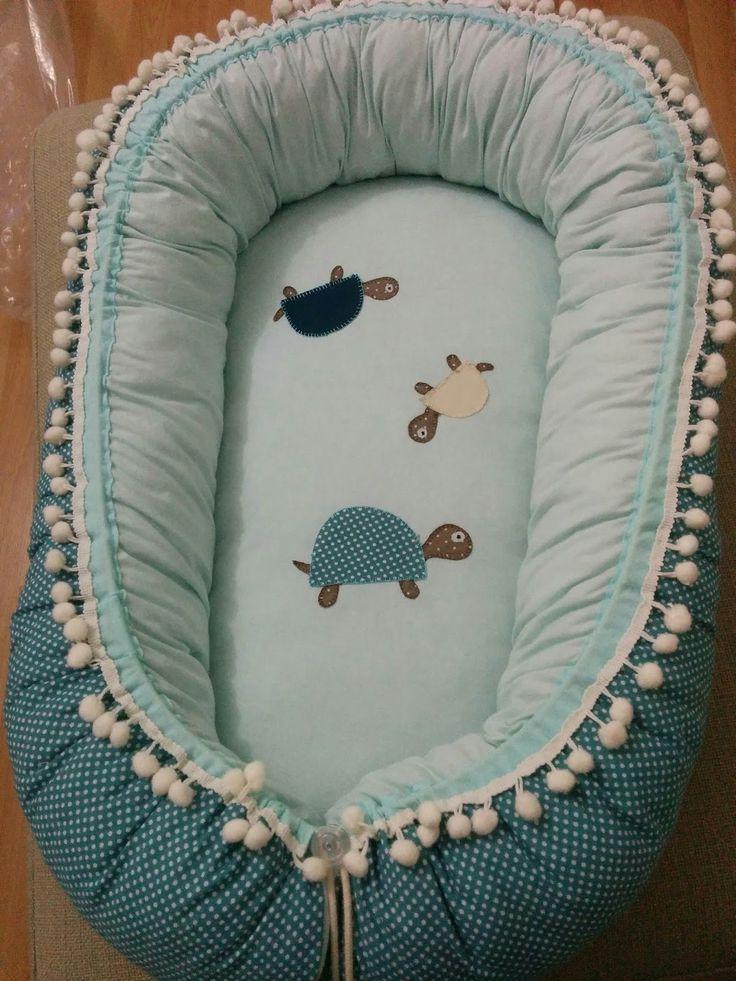 Kumas Kagit Makas: Bebek Yuvası - Baby Nest - bunlar da benden