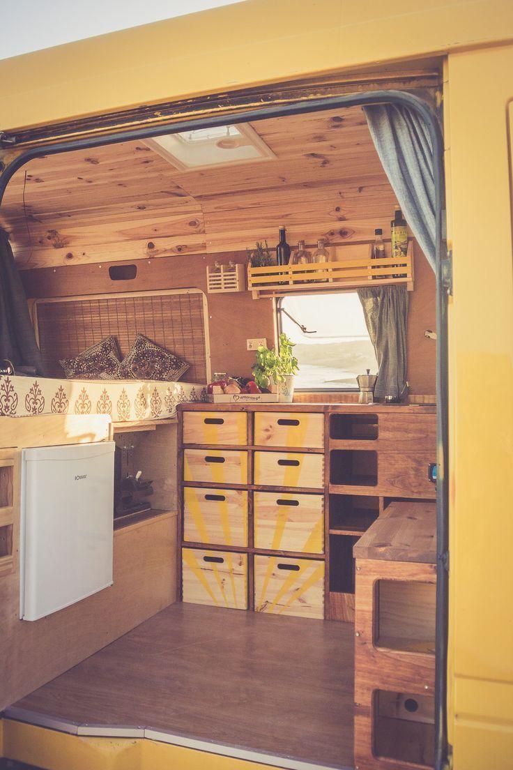 129 best backpack images on Pinterest | Mobile home, Vans and Caravan