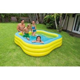 Bazén čtvercový 57495 229 x 229 cm