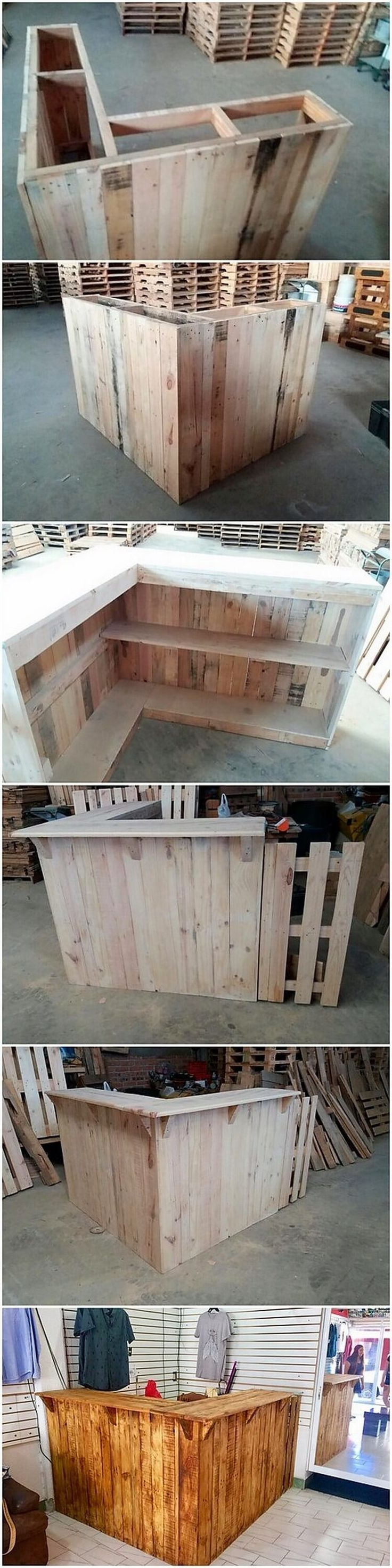 Fresh Making Things From Pallets