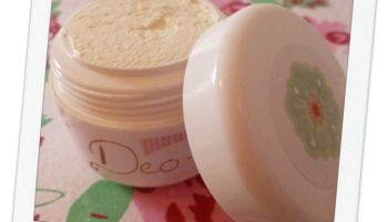 fluffiges Deo Mousse selbst gemacht