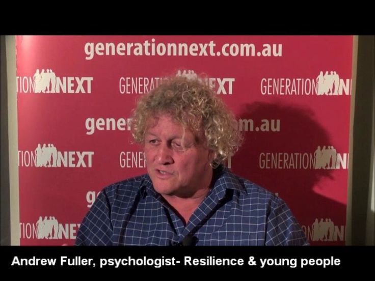 Andrew Fuller - Resilience and Young People