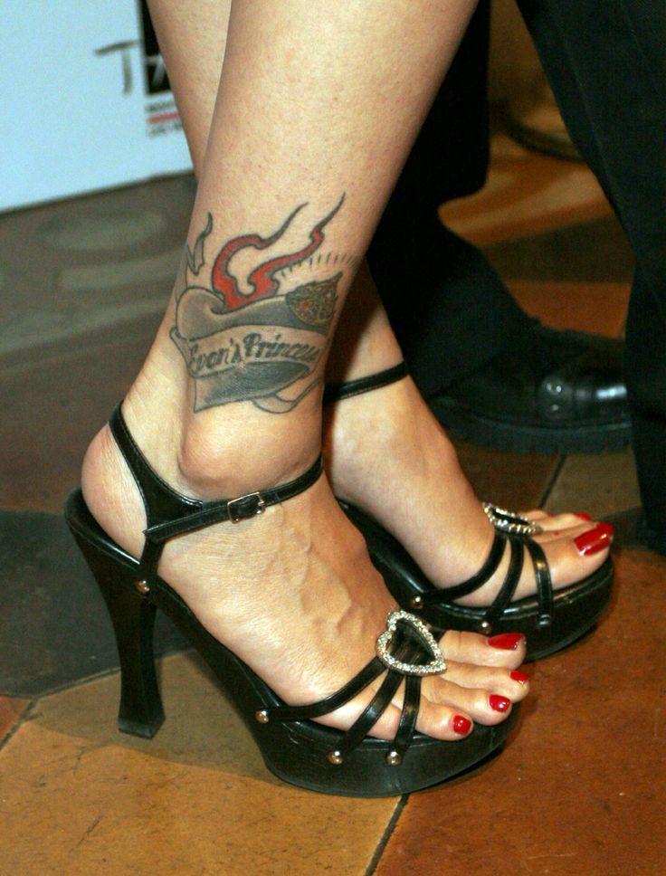 Tera Patrick's High Heels ...XoXo