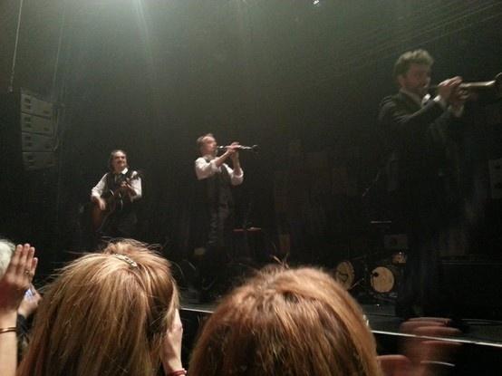 Stephan Eicher tournée l'envolee à Bordeaux Rocher Palmer le 21 Mars 2013
