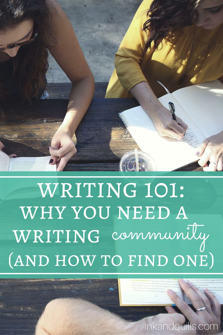 Feeling all alone as a writer? It doesn't have to be that way! Learn how to…