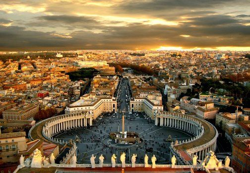 The vatican - The vatican state