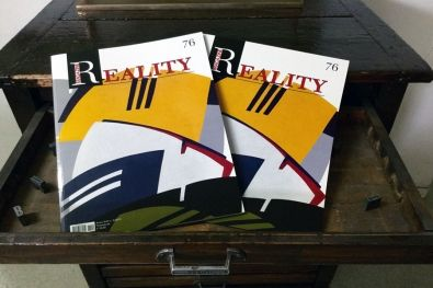 Ecco il nuovo numero di Reality #Rivista #Arte #Typography #Cataloghi #GraphicDesign #Photography #Fotografia #PhotoBook #EditorialDesign #Art
