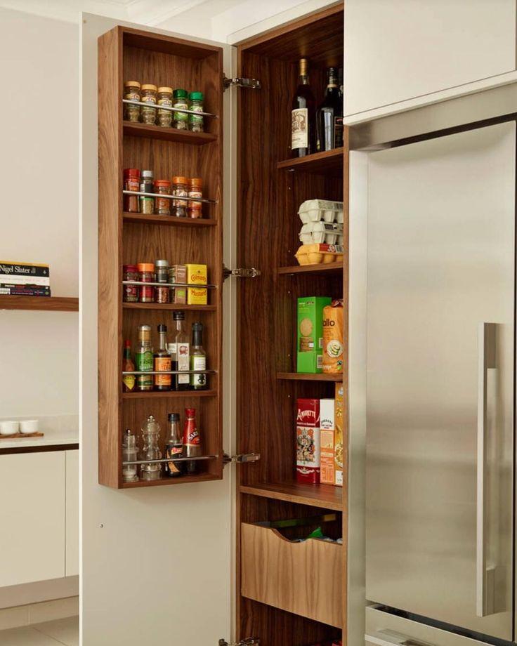 21 best Edelstahlküchen images on Pinterest | Modern kitchens ... | {Echtholzküchen hersteller 33}