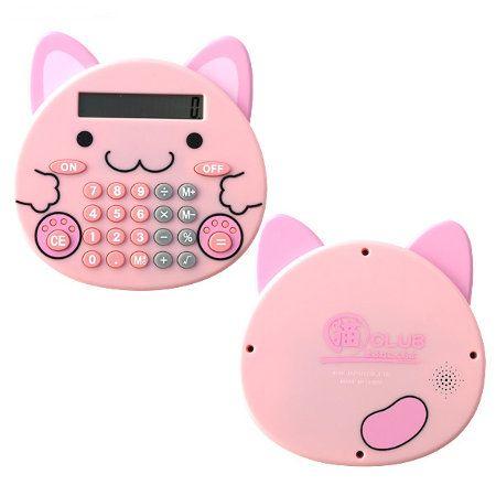 Maruneko Club son unos gatos de forma redonda y con casi 200 diseños diferentes. De todo el merchandising que hemos encontrado en su web, nos ha llamado la atención estas encantadoras calculadoras con botones en los mofletes y en las almohadillas.