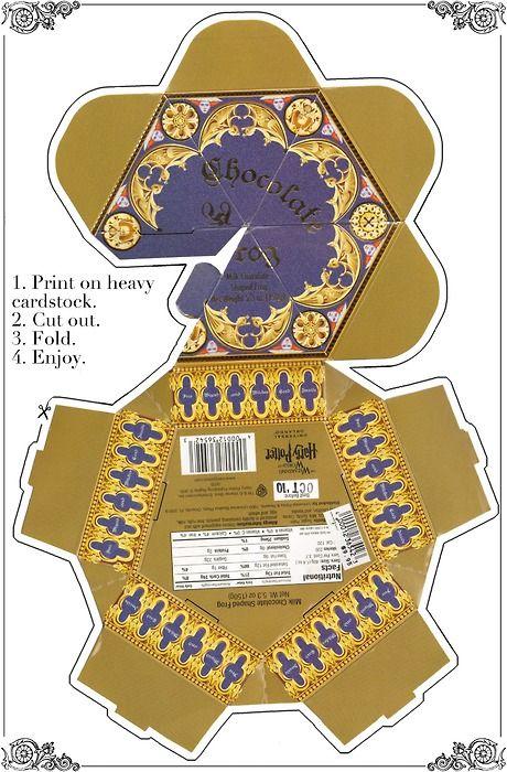 Papercraft - Caixa