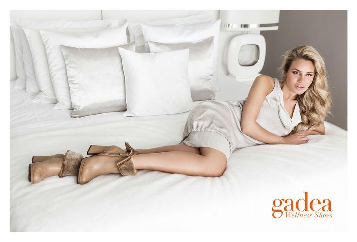 Autumn-Winter 13/14 fashion Wellness collection by Gadea Wellness Shoes.