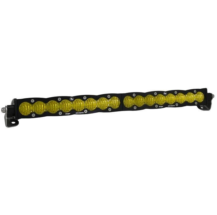 S8, 20 Wide Driving Amber,LED Light Bar [702014] - $579.00 : Ford Raptor Parts & Accessories, Shop Pure Raptor