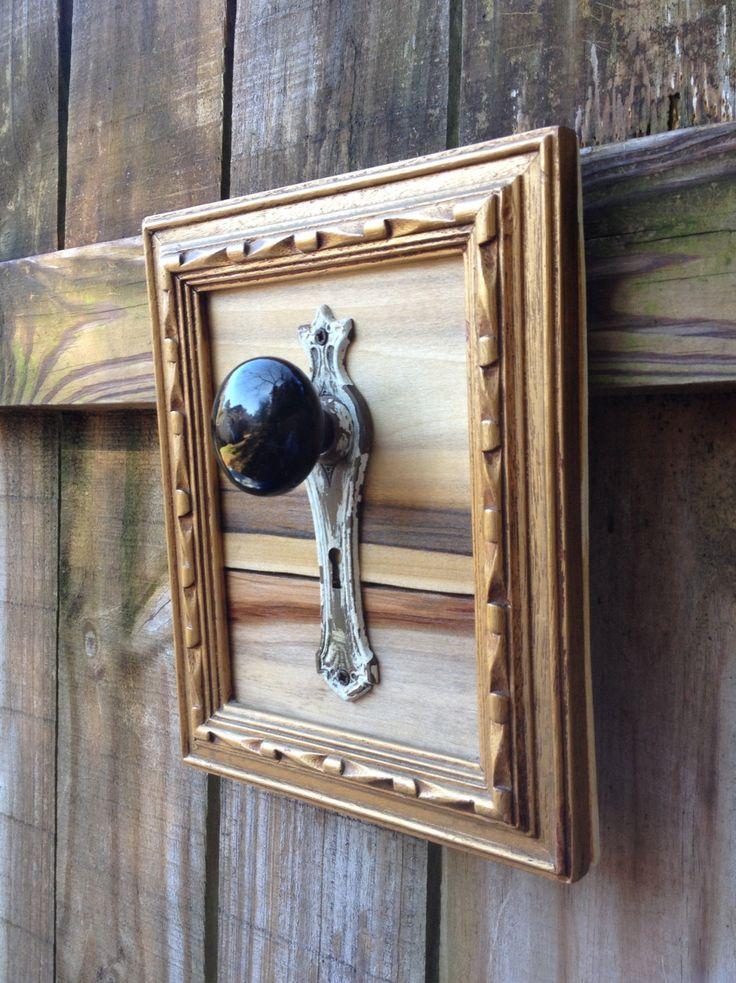 25 best door knob coat racks images on pinterest rustic wall