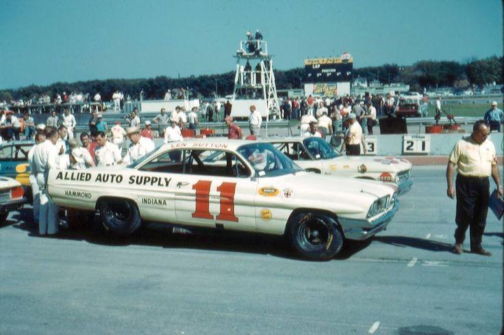 Len Sutton:  Milwaukee 1961