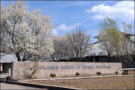Arkansas Museum of Natural Resources in Smackover