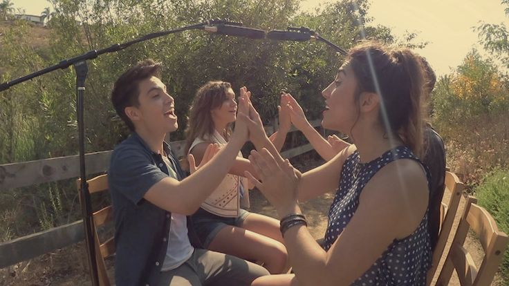 Epic Patty Cake Song (I'll Think Of You) - Sam Tsui, Kurt Hugo Schneider, Alex G, and Alyson Stoner