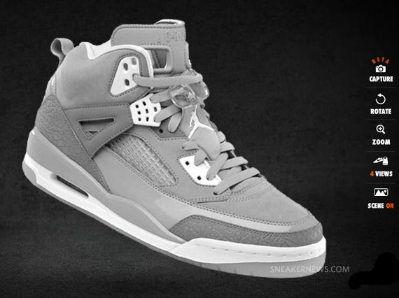 Jordan Spiz'ike Coming to Nike iD - SneakerNews.com