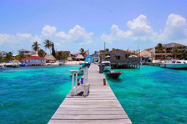 Ambergis Caye, Belize