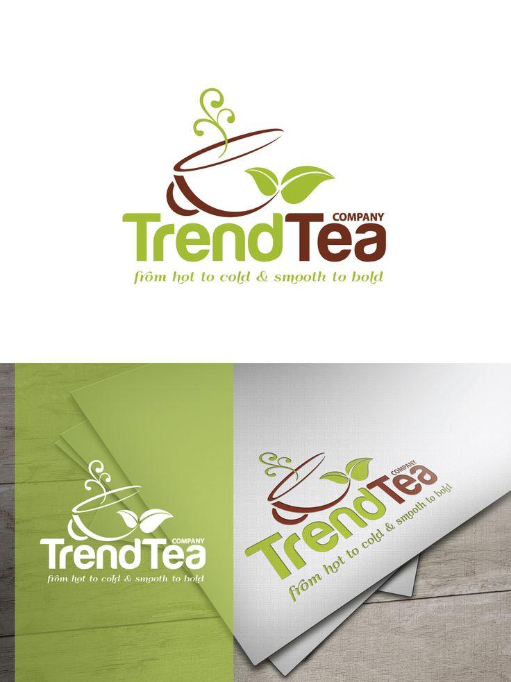 Trend Tea Company needs a new logo Logo design #79 by tsveta