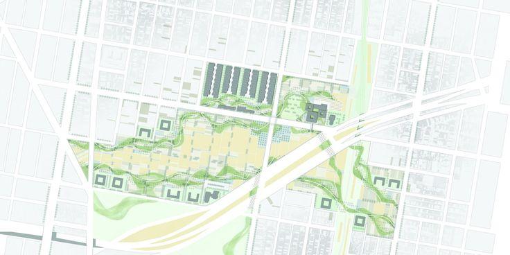 Graduate landscape architecture project