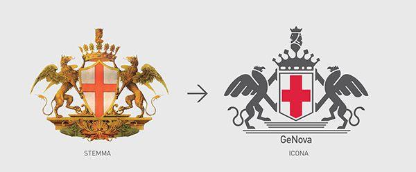Genova / New Branding Proposal on Behance
