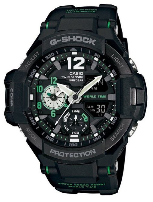 In the watch-making industry, Casio holds a very reputable position when it comes to manufacturing superior quality and excellently designed timepieces. Casio's most popular collection, the G-shock watches, is now hitting the market by storm.