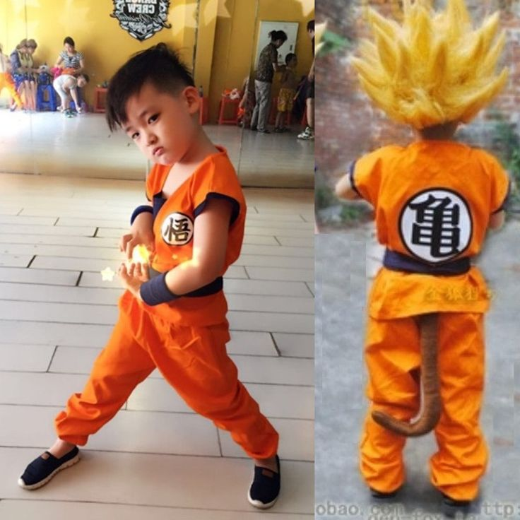 Adult Mens/Children's Anime Dragon Ball Z Monkey Cosplay Costumes Boys Son Goku Costume Kids Japanese Costume For Men //Price: $30.36 & FREE Shipping //     #earlylearningtoys
