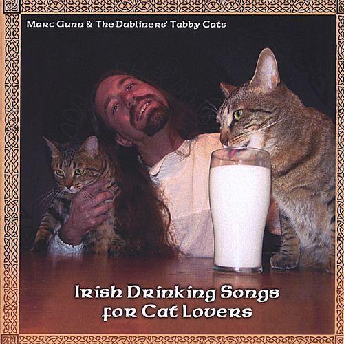 Irish Drinking Songs for Cat Lovers [CD]