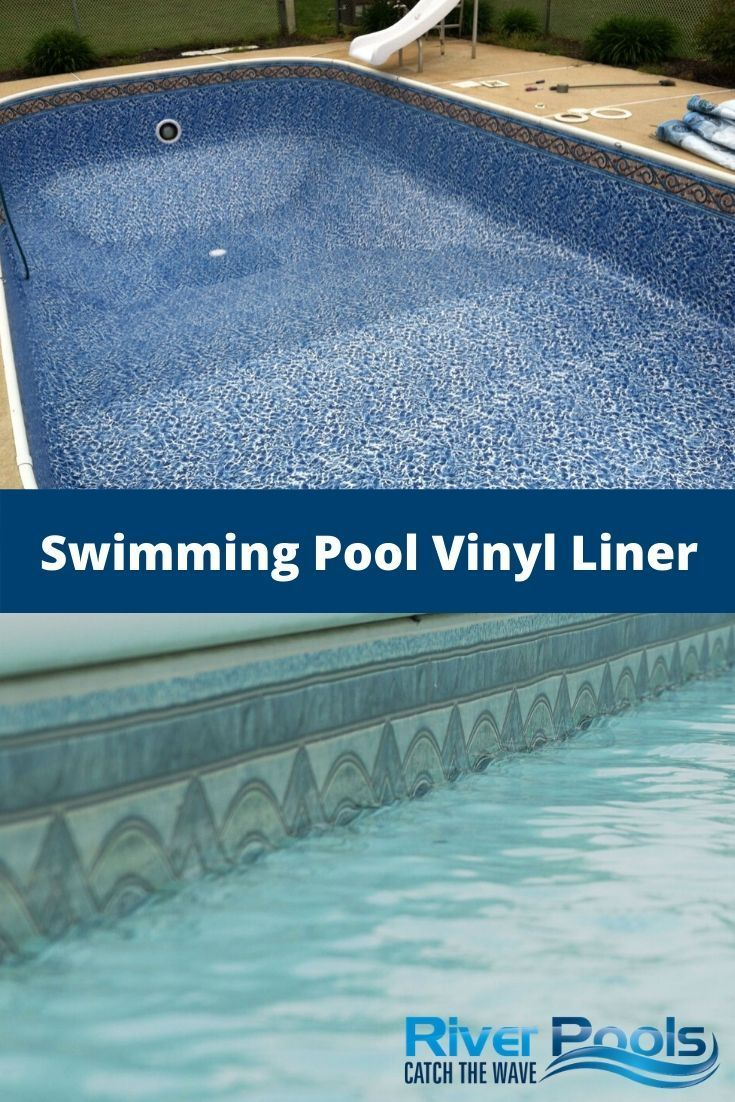 Vinyl Liner Pool Basics Pros Cons And How They Re Made In 2020 Vinyl Pool Vinyl Pools Inground Pool Liners