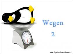 Digibordles Pinguins wegen 2 op digibordonderbouw.nl