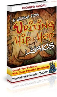 Urgent! You Can Finally Learn How To Write And Rap Hip Hop Lyrics.  $7.00
